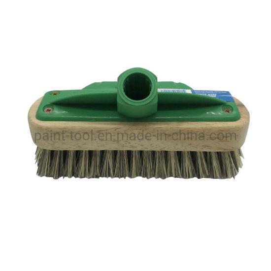 Telescopic Handle Floor Cleaning Brush Floor Brush Decking Paint Brush