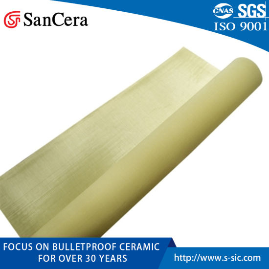 Aramid Ud Fabric for Military Bullet Proof Vest for Sale pictures & photos