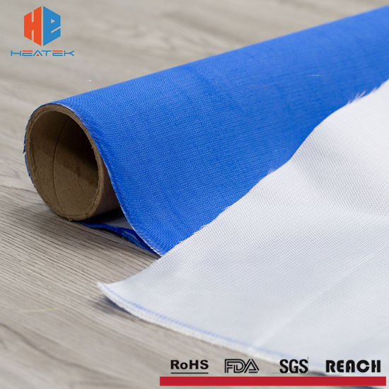 Fireproof Water Proof Anti-Aging Fabric Anti Heat Fiberglass Silicone Cloth Coated Fabric for Surfboards