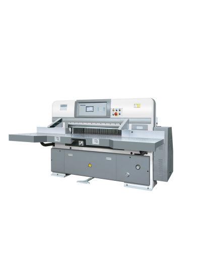 High Speed Automatic Hydraulic Paper Cutting Machine