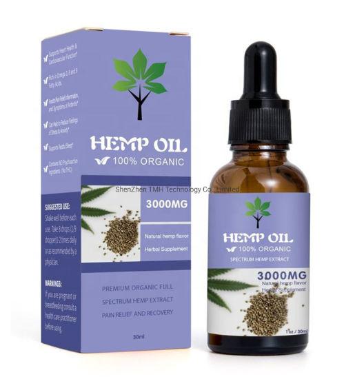 Wholesale Herbal and Pure Extract 2500mg Pain Relief Cbd Hemp Balm