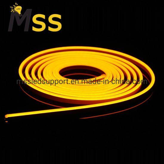 Environmental Friendly 12V 0612 0816 LED Neon Strip for Interior and Exterior Lighting