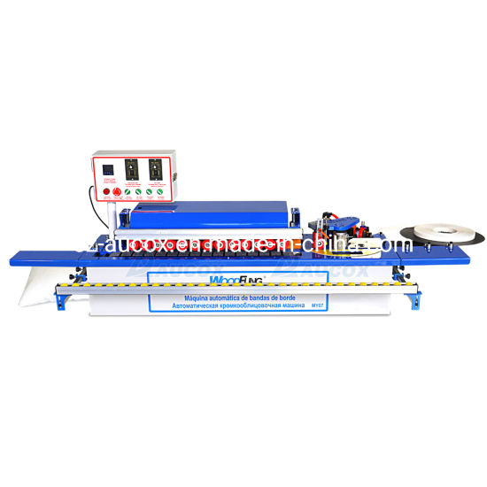 China Factory Automatic Edge Banding Machine for Woodworking