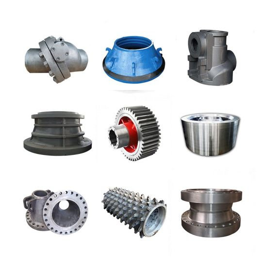Factory OEM Customized Cast Steel Heavy Duty Construction Machinery Parts/Heavy Industries Part