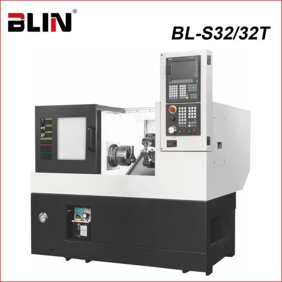 High Precision Slant Bed CNC Lathe (High class series)