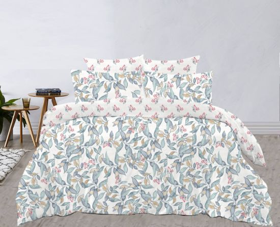 Best Manufactory Cotton Printed Bedding Set Bedspread Duvet Covet Bedlinen of Made in China