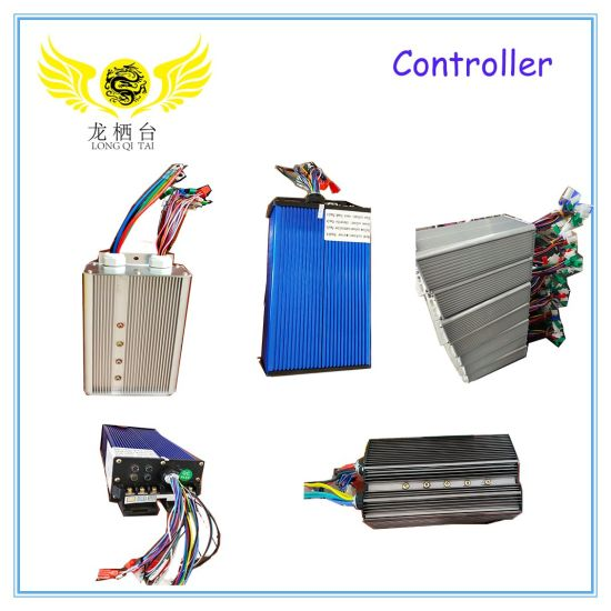 18/24 Double Tube Controller Electric Scooter Brushless DC Controller Motor Controller Speed Controller