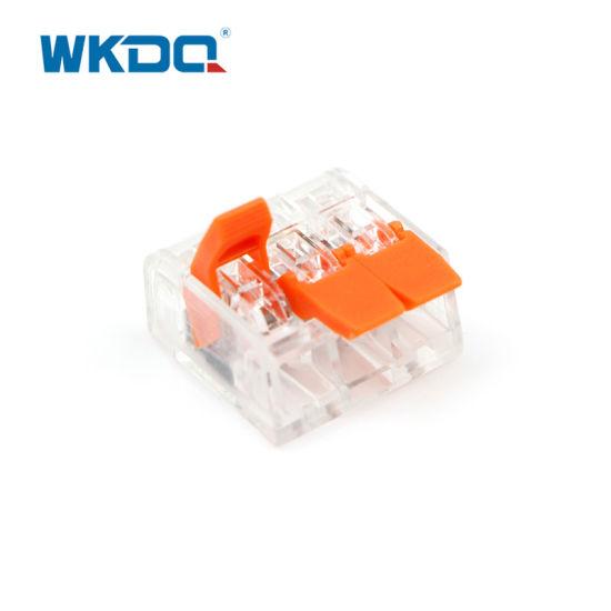 WAGO 221-413 Compact Splicing Connector