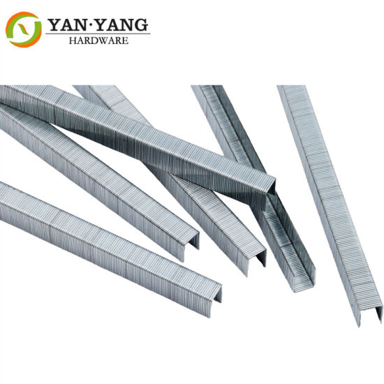 Wholesale Furniture Industrial Nail 22 Gauge 7112 Staple Nail