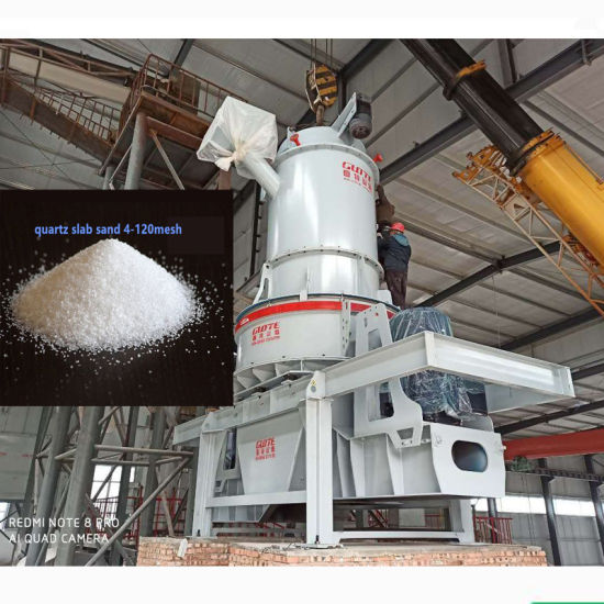 Silica Sand Glass Production Line Sand Making Machines