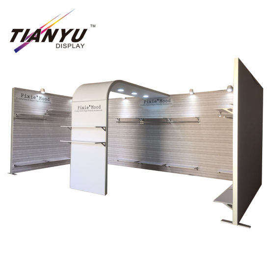 Exhibition Stand Clothes : China gorgeous trade show booth designs for clothing shop display