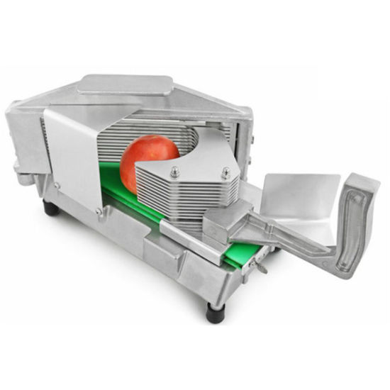 Hand-Operated Tomato Slicer Manual Tomato Cutter Onion Slicer