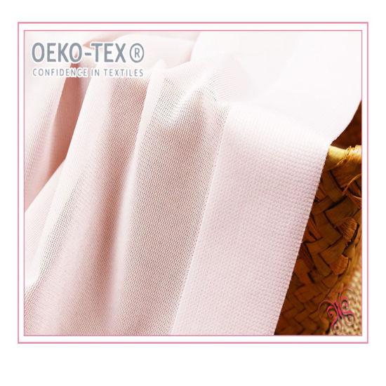 Plain Mesh Hem High Elastane Mesh Fabric Trim