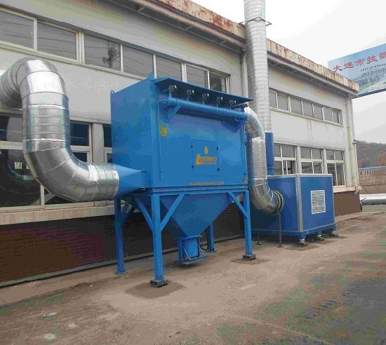 Welding Fume Extraction System for Multiple Welding Position in The Welding Workshop pictures & photos