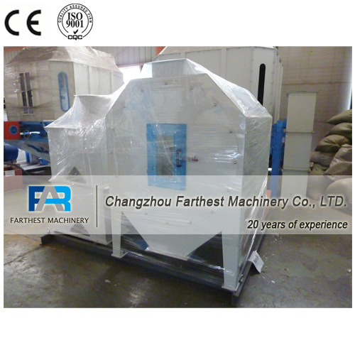 Drum Sieve Precleaner Machine for Maize Grain pictures & photos