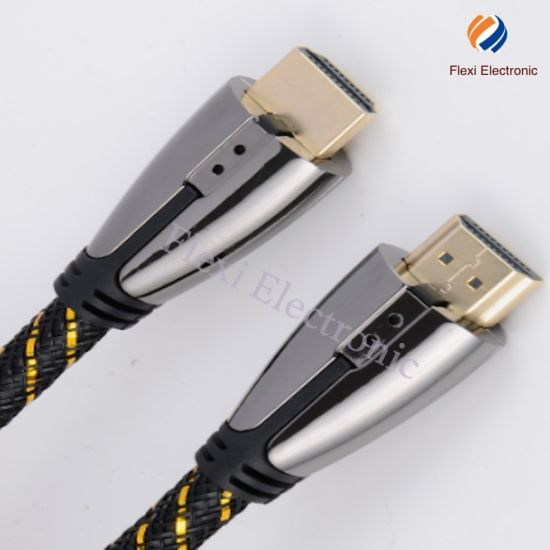China High Quality HDMI 2 0b Cable for PS3, Blu-Ray