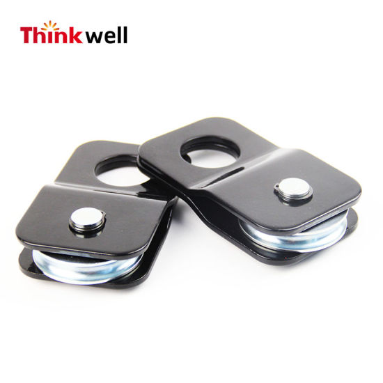 China Heavy Duty 4t Pulley Block Snatch Block - China Pulley