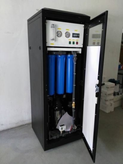 800gpd RO Water Purification System with 4021 RO Membrane