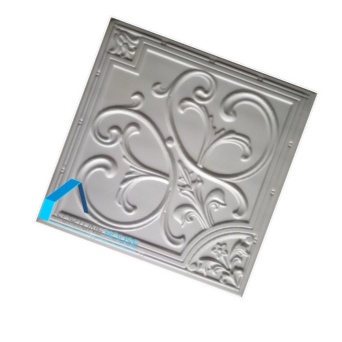 Decorative Polystyrene/Styrofoam Ceiling Tiles with Low Price pictures & photos