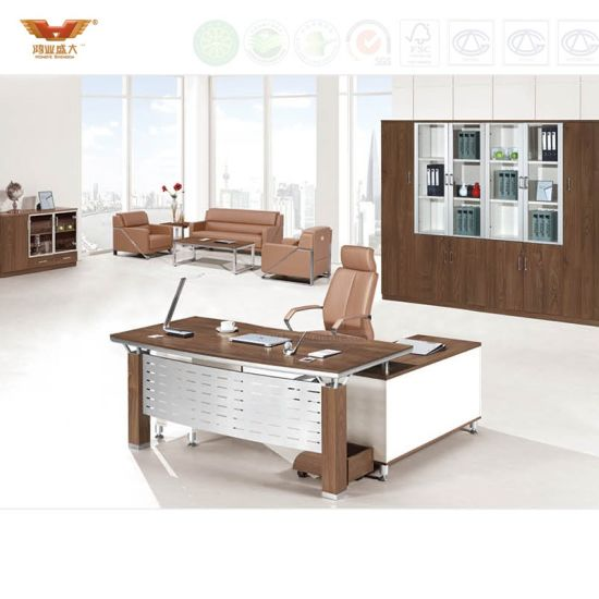 Modern Design Manager Cabin Office Executive Table