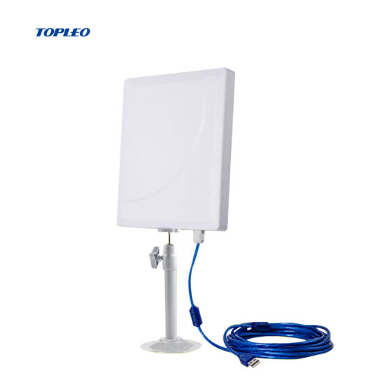 Long Distance 600Mbps USB Wireless WiFi Adapter Antenna Dual Band Network WiFi Dongles Adapter Outdoor Indoor