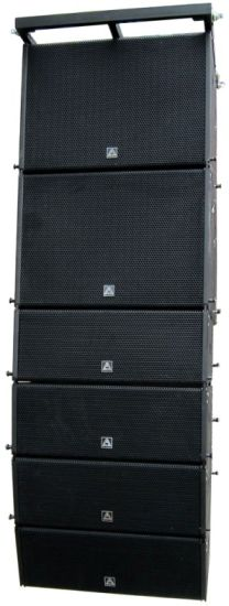 Professional Audio Powerful High Reliability Compact DSP Active Line Array Speaker (LAT208A)