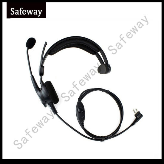 Earpiece Headset For Motorola MU11 MU11C MU11CV CP180 CP185 CP200 CP300