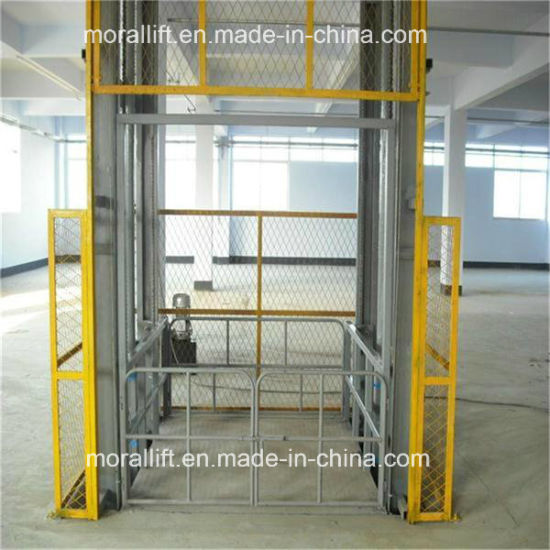 Hydraulic Material Freight Elevator Lift