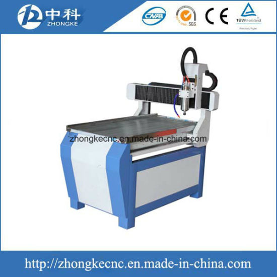 6090 Small Advertising CNC Router Machine pictures & photos
