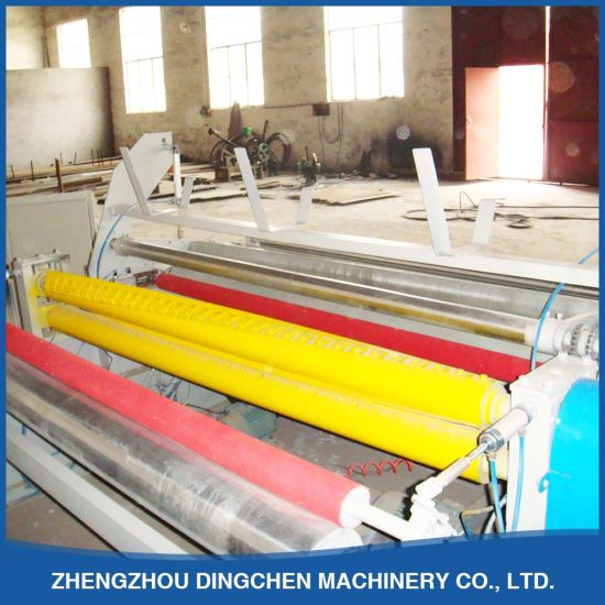 Cylinder Mould Bagasse Material Tissue Paper Making Machine