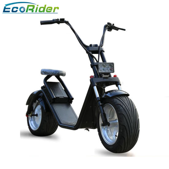 UL Certificate Electric Scooter 1200W Harley Scooter for Sale pictures & photos