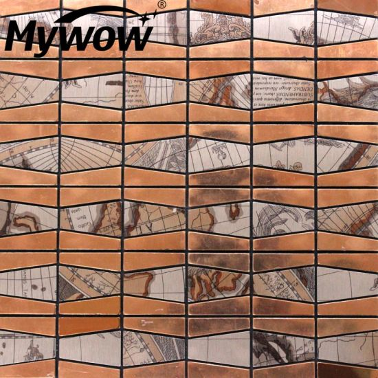 MyWow Good Price Glass Mosaic Kitchen Wall Tile for Sale