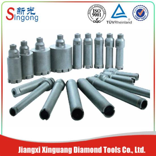Stone Diamond Core Drill Bits Diamond Drills for Concrete Tools