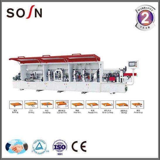 Se-450DC Full Auto Edge Bander From Sosn Factory