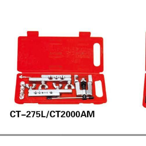 Refrigeration Hardware Hand Use Flare Tool Kits (CT-275)
