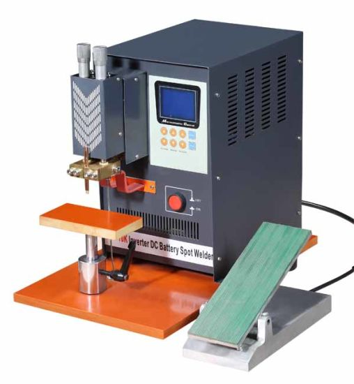 Cell DC Spot Welding Machine pictures & photos