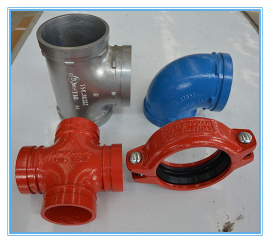 Ductile Iron Pipe Fittings with Competitive Prices Approved by FM/UL pictures & photos
