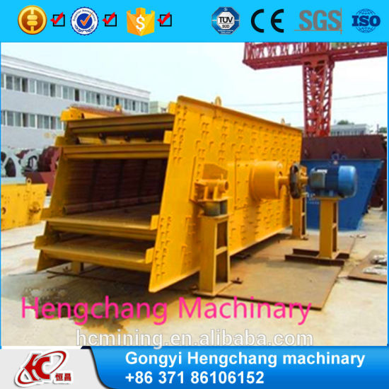 Chinese Lead Best Circular Vibrating Screen for Stone Production pictures & photos