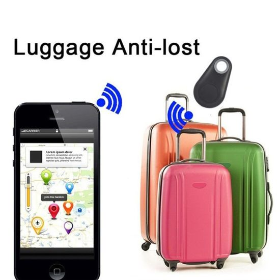 Keychain Tracking Wireless with Anti-Lost Alarm Pet Trackers