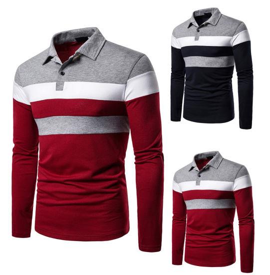 Short Sleeve Soft Cotton Pique Polo Custom Fashion High Quality Polo Shirt