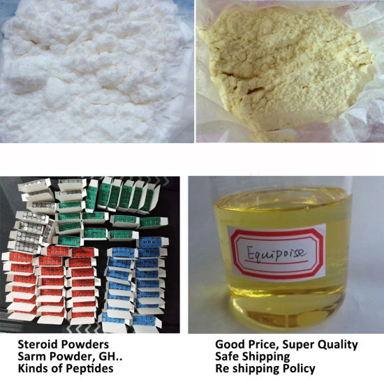 Top Quality Steroids Powder Human Hormone Fitness with 100% Shipping Guarantee pictures & photos