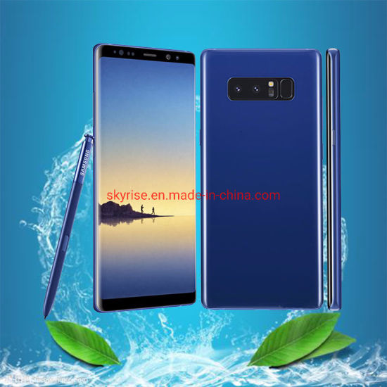 Smartphone Refurbished Mobile Cell Phone for Samsung Note 8