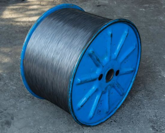 Phosphate Steel Wire 1.0mm Spring Steel Wire for Optical Fiber Cables in Reel Packing