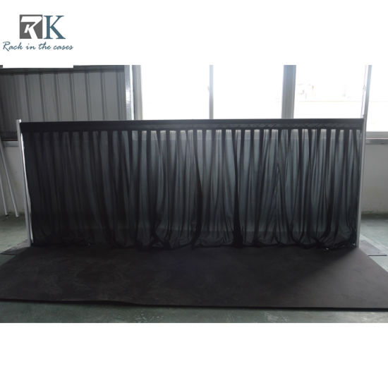 Award Ceremony Backdrop Pipe Drape Stand Event Backdrop pictures & photos