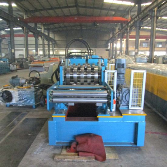 New Design Factory Wholesale Automatic C/Z Interchange Purlin Roll Forming Machine with ISO/Ce/SGS/BV