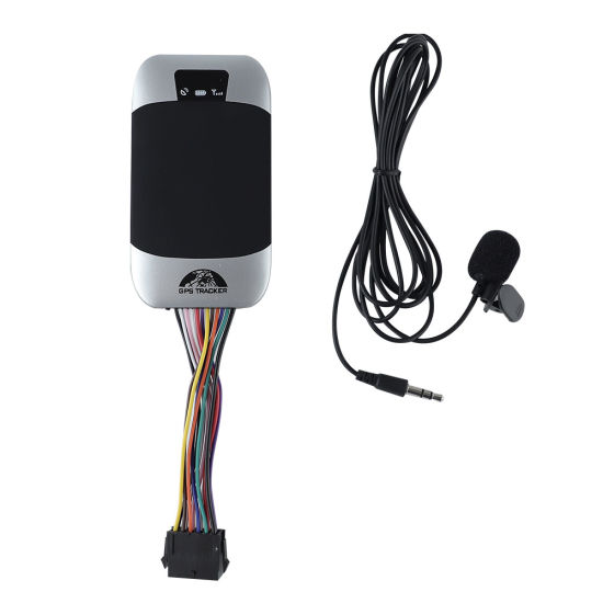 Localizador GPS303G Coban Manufacturer GPS Tracker for Motorcycle Car Tracking with Acc Alarm