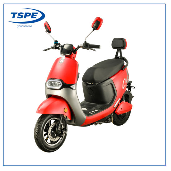 60V 800W Electric Scooter with Back Rest/ Rear Box pictures & photos