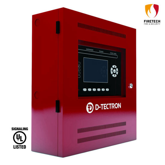 UL Listed Intelligent Addressable 4 Loops (1008 devices) Fire Alarm Control Panel Model: DT106 pictures & photos