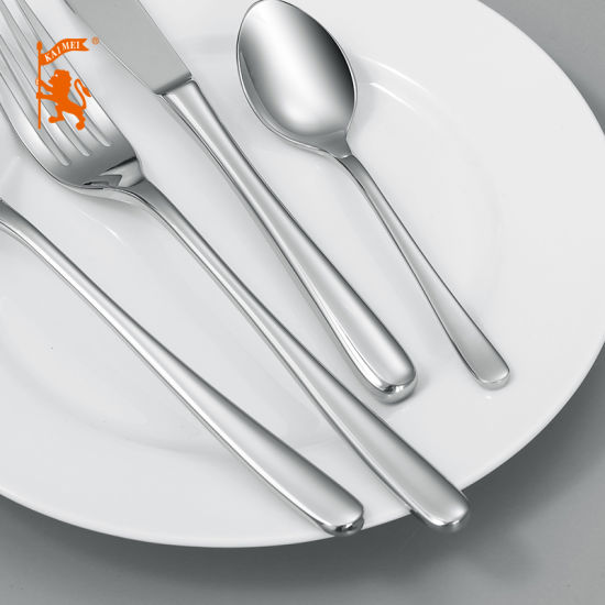 Stainless Steel Soup Spoon Kitchen Tableware Chinese Tablespoon S//M//L Capacity
