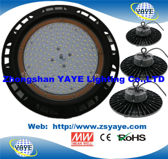 Yaye 18 Best Sell Ce/RoHS 50W/80W/100W/120W /150W/200W/300W/400W/500W/600W/1000W/1500W UFO LED High Bay Light/ LED Industrial Lights with 2/3/5 Years Warranty